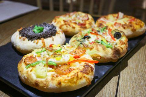【台北披薩推薦】5鄉地 Cinque Terre  北車平價義式料理,豐富口味的燉飯、義大利麵任你挑|三八旅客