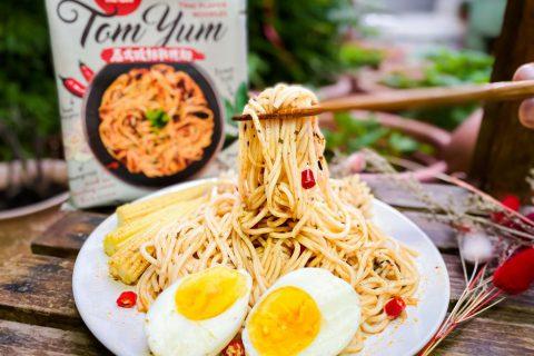 【泰式乾拌麵推薦】瓦城泰式酸辣乾拌麵哪裡買? 好吃嗎?一次帶你直擊泰國進口醬料,辣得超過癮又好吃!