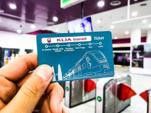 KLIA transit 機場快綫