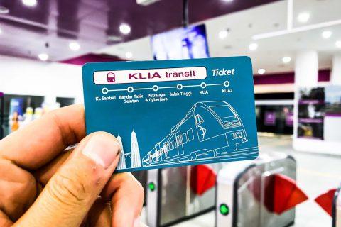 【吉隆坡】吉隆坡機場KLIA Transit教學:票價、班次、路線指導、搭乘方式等 機場到市區首選交通,快速又方便