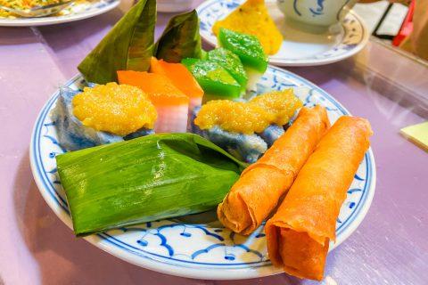 【檳城喬治市午餐推薦】莫定標娘惹餐廳 必吃精緻糕點、咖喱黃姜飯、叻沙 大力推薦的娘惹美食|三八旅客