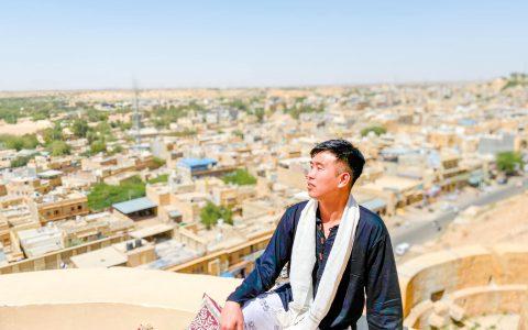 【印度】黃金城市Jaisalmer必去景點總整理,齊沙默爾堡、加迪沙湖、沙漠文化博物館Jaisalmer兩天一夜攻略