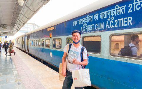 【印度交通】新德里孟買交通攻略:印度火車票購買懶人包、使用教學、車種介紹、搭印度火車暢遊新德里、孟買、齋浦爾