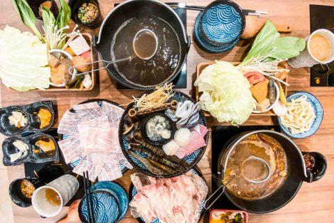 【板橋】樺饌鍋物菜單看這裡:捷運府中站火鍋推薦 鄰近湳雅夜市的日式火鍋 平價豐盛的鍋物饗宴