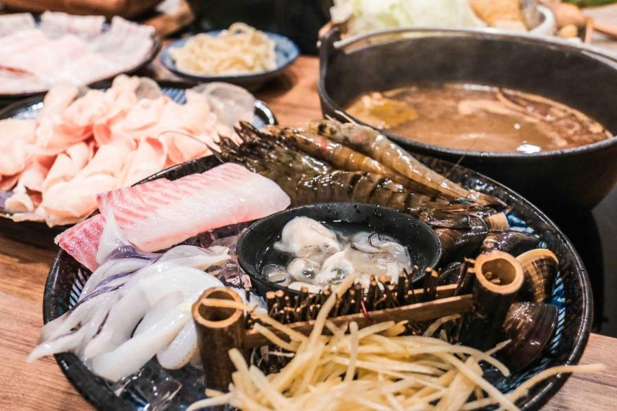樺饌海鮮拼盤