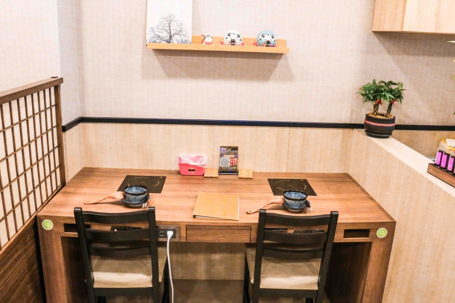 樺饌用餐環境