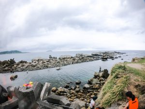 象鼻岩SUP