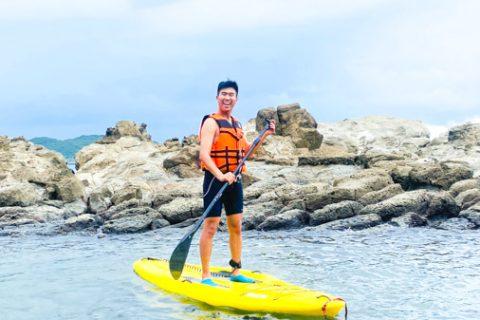 【新北】象鼻岩水旅遊SUP體驗:如何報名、價格多少、時段選擇、注意事項,一次告訴你CP值超高的SUP立槳體驗資訊