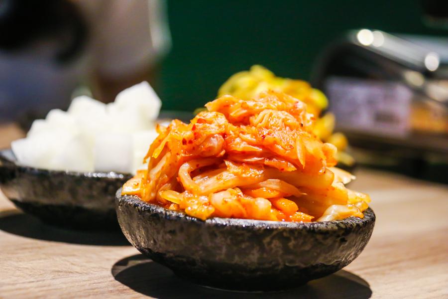 男宅韓館小菜