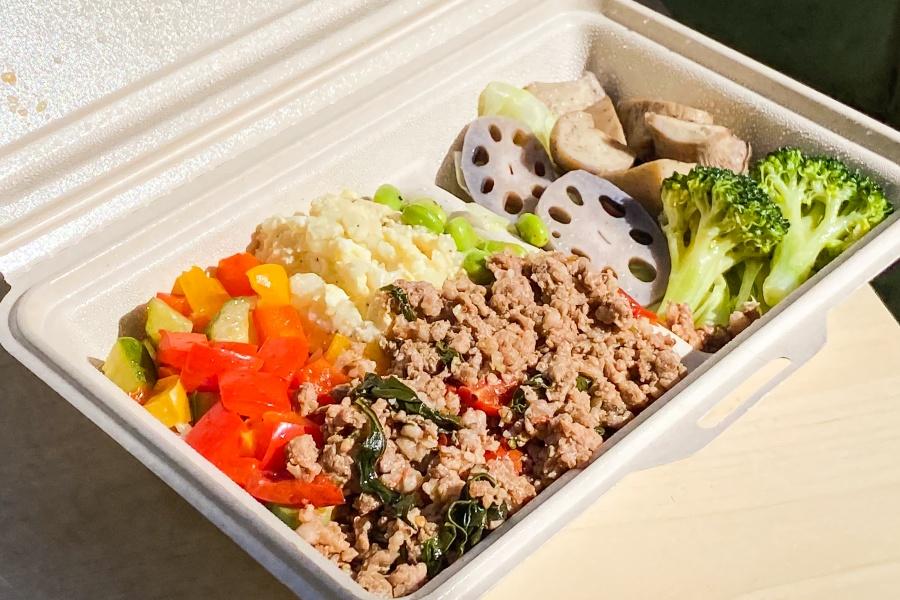 【台北101站】信義區餐盒推薦:Will's Kitchen 威爾家 品嚐難得一見的彩虹餐點,瘦身和健康一族的福音!