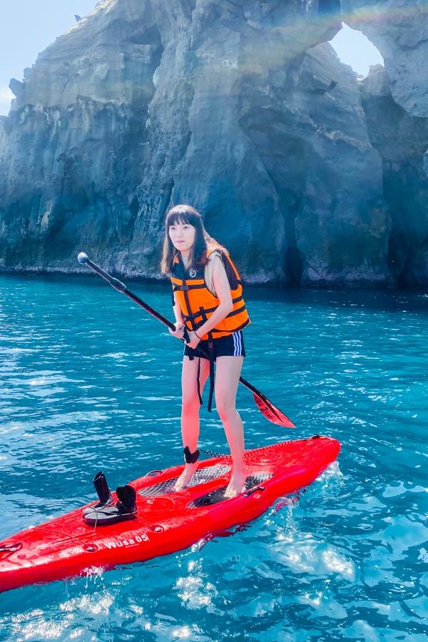 【新北】2021最新象鼻岩水旅遊SUP體驗:報名優惠碼、價格、推薦時段、浮潛跳水,一次告訴你物超所值的SUP體驗