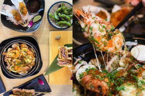 【台北】東區CP值最高的丼飯專賣店!歐買尬丼飯專賣店:好吃的壽司、烤物、海鮮和炸物,加上榻榻米的用餐環境超滿足!(附菜單)