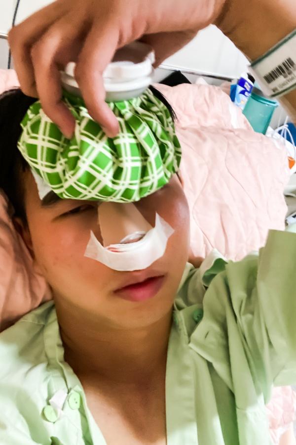【生活】2021鼻中隔彎曲手術寫實全記錄!醫生診斷、手術過程、開刀費用、修復期全都告訴你,到底會不會痛就看這一篇就知道了