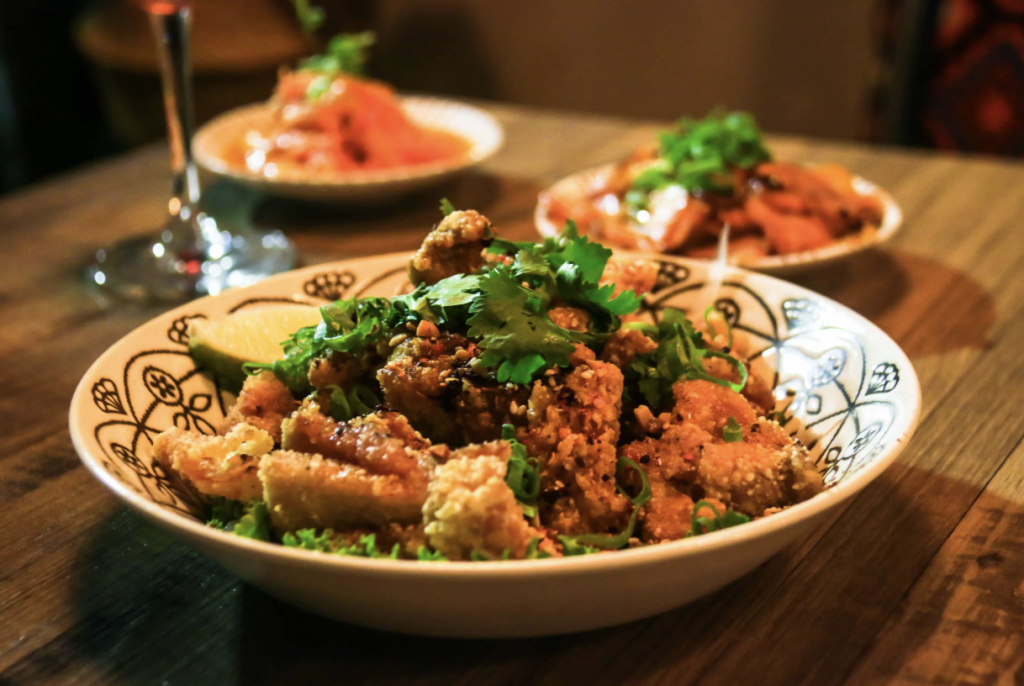 021精選TOP7台北餐酒館推薦:中式、西班牙、義大利料理都有,