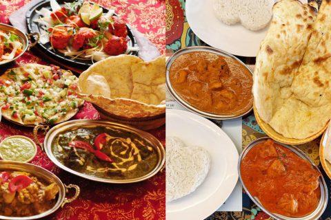 2021精選7家「台北印度料理」餐廳推薦:馬友友、番紅花、泰姬都有,任選不同口味顏色的咖喱,澎湃配料等你點!