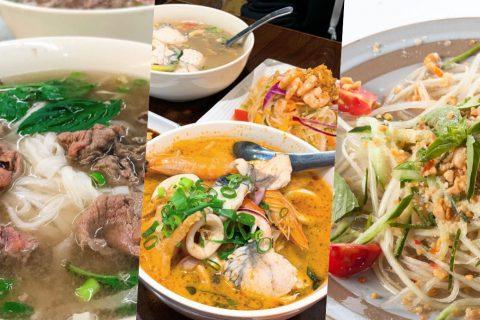 2021最新9家「台北越南料理」餐廳推薦:阿香、翠園、誠記越南麵食館都有,道地河粉、春捲任你吃到飽,偶爾來點不一樣的異國風味!