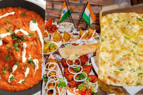 2021精選TOP6「台中印度料理」餐廳推薦:斯里印度餐廳、甘閣印度料理、Chillies淇里思都有,全都超高谷歌評價,不同口味的咖喱任你吃!