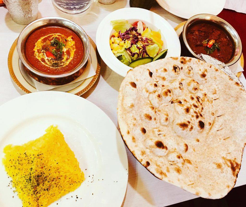 """021精選TOP6「台南印度料理」餐廳推薦:瑪哈印度餐廳、主廚帽都有,全都超高谷歌評價,不同口味的咖喱任你吃!"""""""